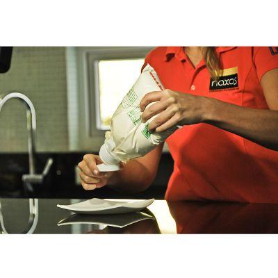 Fecha Saco. Personalizado com a sua logomarca, tampa para pacotes reutilizável - Naxos