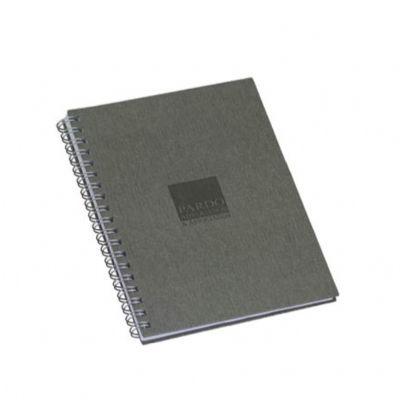 NTS Brindes - Caderno Capa Dura Personalizado - 18x25