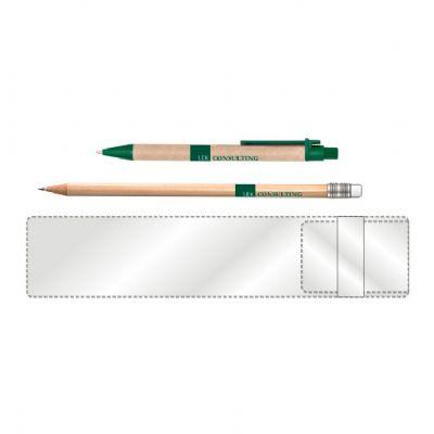 nts-brindes - kit escolar ecológico personalizado