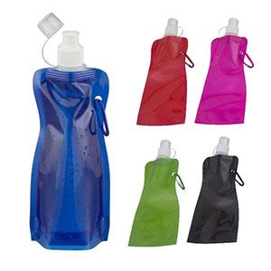 - Squeeze dobrável Personalizada - diversas cores - a partir de 300 peças