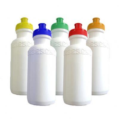 Squeeze plástico personalizado - NTS Brindes
