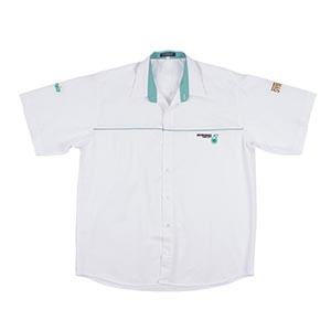 Acapulco Corporate Wear - Camisa masculina manga curta