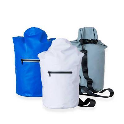 brindez-brindes-promocionais - Mochila saco 10 litros à prova d´água. Material confeccionado em lona, possui costura soldada resistente, lacre dobrável, alça ajustável para costa(re...