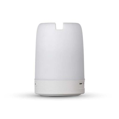 Brindez Brindes Promocionais - Caixa de Som Multimídia com Porta Caneta e Luminária