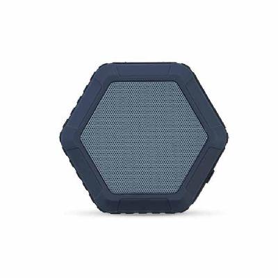 - Caixinha de som multifunções à prova d'água. Material plástico, possui tela de proteção do falante na cor cinza, pode ser submerso na água devido sua...