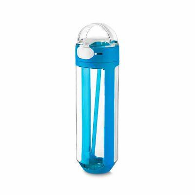brindez-brindes-promocionais - Garrafa plástica 770 ml com trava emborrachado