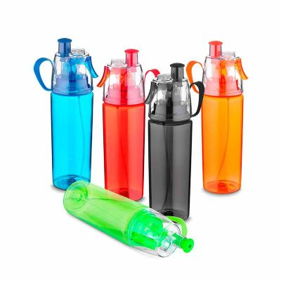 Brindez Brindes Promocionais - Squeeze Plástico Borrifador 700ml Brilhante