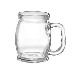 Brindez Brindes Promocionais - Caneca de vidro para chopp, resistente de 500 ml