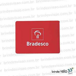 Brindes Visão - Mouse Pad com base em borracha anti derrapante, impressão 1,2,3, ou 4 cores, formato especial com condições especiais