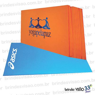 Brindes Visão - Tapete para yoga 6e309e8efdbe