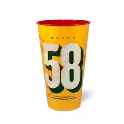 Copo Promocional in Mold Label 550mL