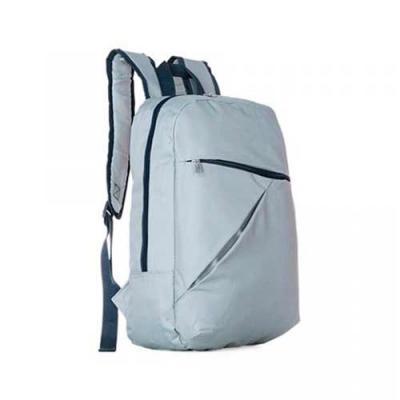 ewox-promocional - Mochila poliéster com compartimento para notebook. Possui um compartimento superior com bolso interno para notebook e compartimento/bolso frontal com...