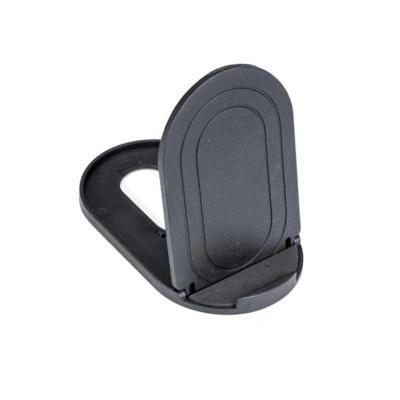 Porta celular plástico ajustável, possui espuma anti deslizante na área que é encaixado o celular...