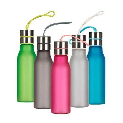 Squeeze Plástico Fosco 600ml 13778