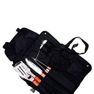 Ewox Promocional - Kit churrasco com 7 peças.