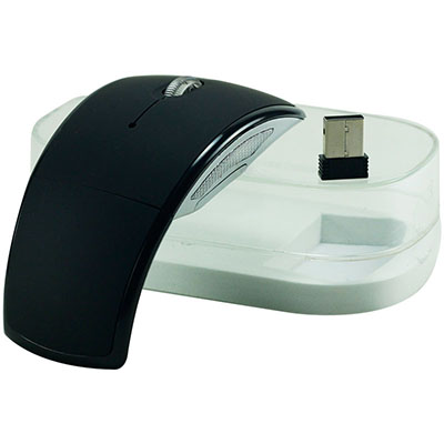 Ewox Promocional - Mouse óptico dobrável.