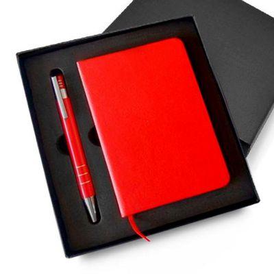 Ewox Promocional - Kit caderneta + Caneta