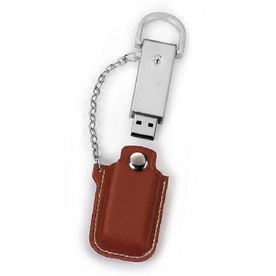 ewox-promocional - Pen drive couro