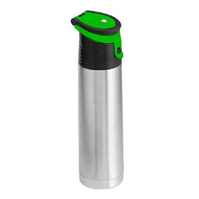 Ewox Promocional - Garrafa Térmica 1 Litro Tampa Colorida