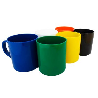 Ewox Promocional - Caneca de PVC Chá 400 ml