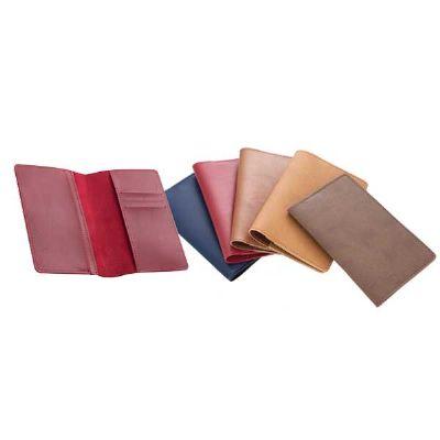 Couro Vip - Porta passaporte em couro
