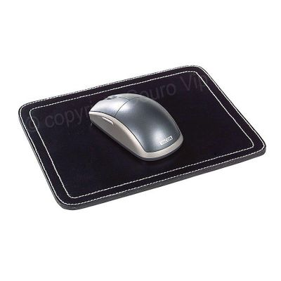 couro-vip - Mouse pad em couro.