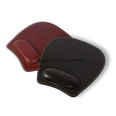 couro-vip - Mouse Pad em couro legítimo.