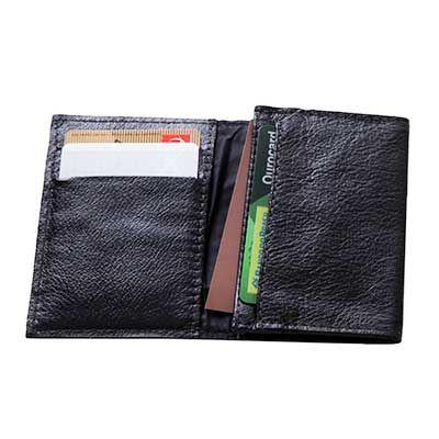 couro-vip - Porta cartão de visita Personalizado