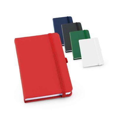 Caderneta capa dura - Fly Brindes
