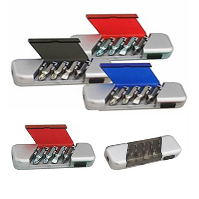 Kit ferramenta com lanterna - Fly Brindes