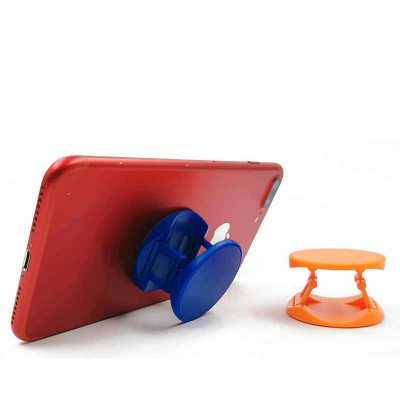 Suporte em plástico resistente ring para celular