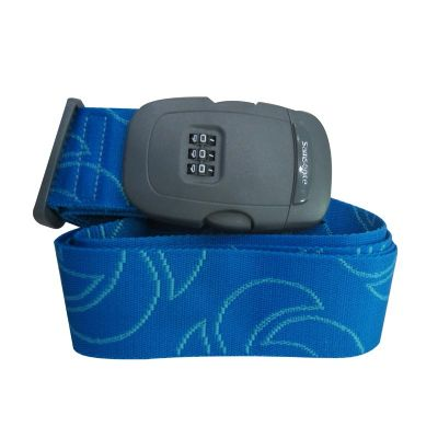 samsonite - Cinta azul para bagagem