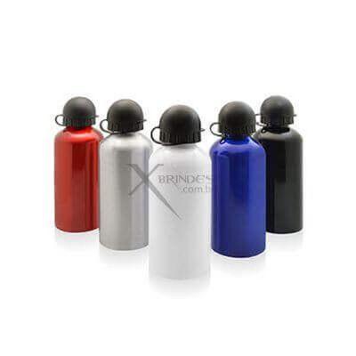 x-brindes - Squeeze de metal