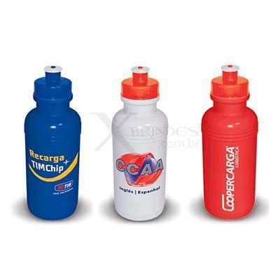 x-brindes - Squeeze plástico