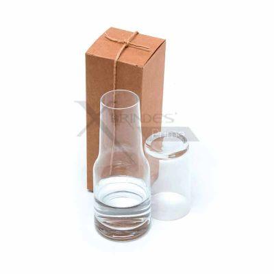 XBrindes - Moringa de vidro