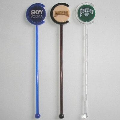bd4114811 Mexedor de drink em plástico injetado (giratório). - 130224