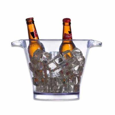Seleta Brindes - Balde de gelo para cerveja personalizado