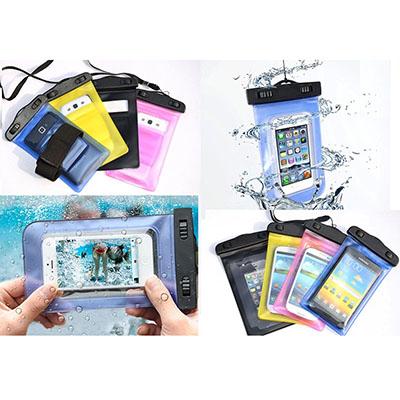 Seleta Brindes - Capa a prova de água para vários modelos de celular, seu aparelho protegido de água, areia, poeira e sujeira