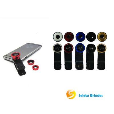 Clipe universal para camera de celular.