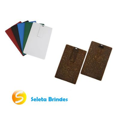 seleta-brindes - Pen card de 4gb.