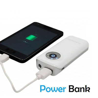 seleta-brindes - Power bank.
