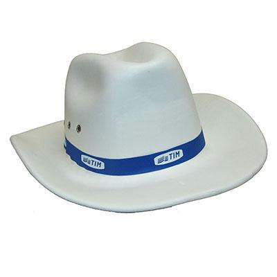 Luxus Comercial - Chapéu. Modelo Cowboy em EVA