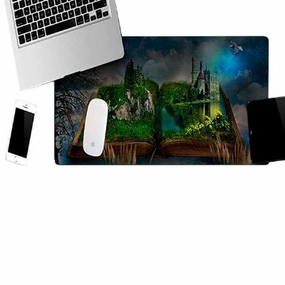 luxus-comercial - MOUSE PAD GIGANTE