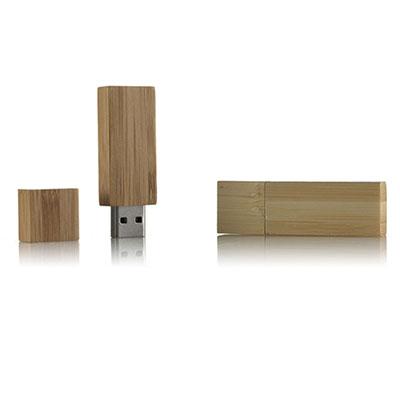 luxus-comercial - Pendrive ecológico. Produzido em bambú