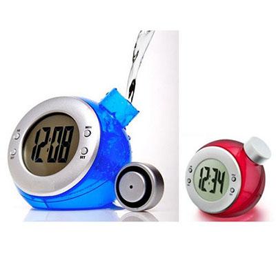 luxus-comercial - Relógio plástico ecológico, movido a água