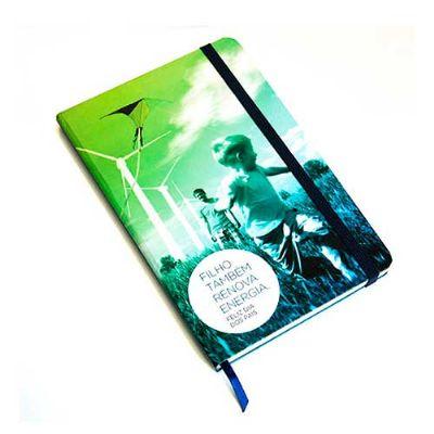 Guio Art - Caderneta 13x20cm personalizada