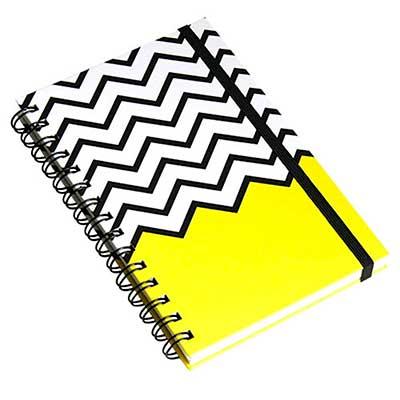 Caderneta capa dura - Guio Art