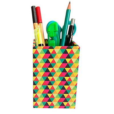 guio-art - Porta lápis em papelão rígido,