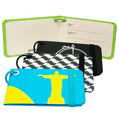guio-art - Tag de mala/Identificador de bagagem
