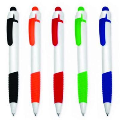 rf-canetas-e-brindes - Caneta plástica